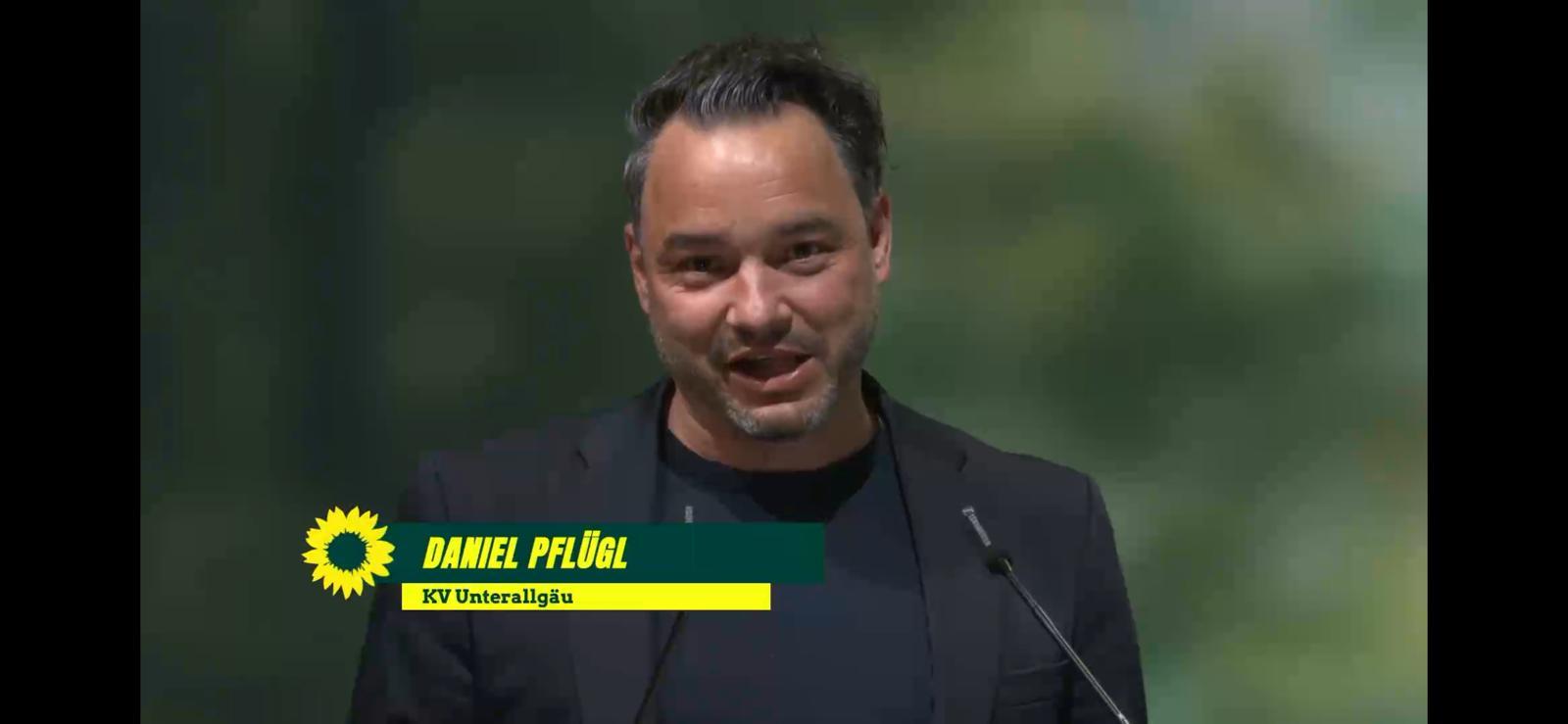 Daniel Pflügl auf Platz 24 der bayerischen Landesliste gewählt
